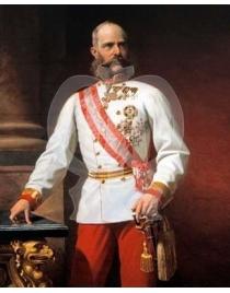 Австрийский император Франц Иосиф
