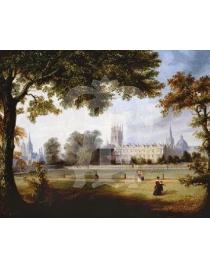 Церковь в Мертоне, Оксфорд
