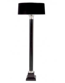 Лампа напольная Monaco черная