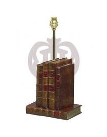 Лампа настольная 'Четыре книги' без абажура