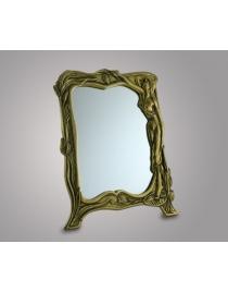 Зеркало настол. ''Девушка''26*20см