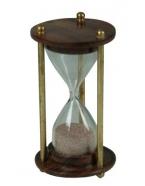 Сувенир: песочные часы 10см