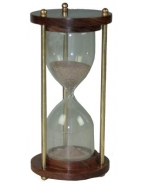 Сувенир: песочные часы 19см