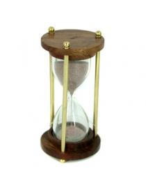 Сувенир: часы песочные 12см