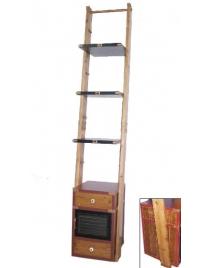 Этажерка пятиуровневая узкая