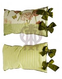 Подушка прямоугольная 'Тюльпан'