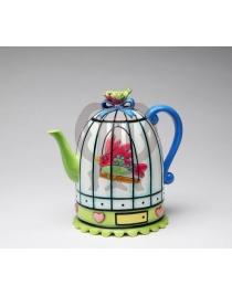 Чайник Птица/Клетка для птицы