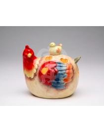 Подсвечник для чайной свечи 'Курица'