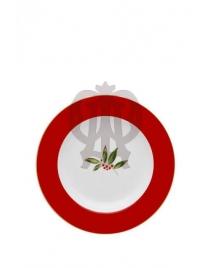 Тарелка суповая Коллекция 'Рождество'