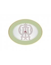 Блюдо овальное Авалон (35см)