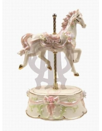 Волшебная лошадка музыкальная (21 см)