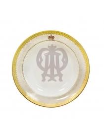 Суповая тарелка 'Герб'