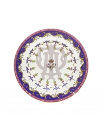Обеденная тарелка 'Королева Виктория'