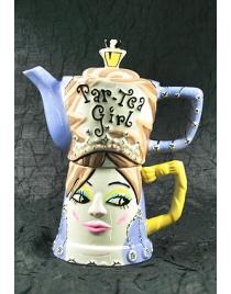 Подарочный набор Чайная беседа на 1 персону