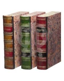 Короб архивный А-4 'Recipes'