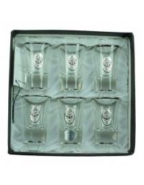 Подарочный набор для водки Герб 19*19см