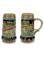 Пивная кружка коллекционная Германия 15,5см, 550мл