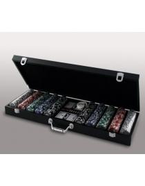 Набор покерный в кейсе (500 фишек)