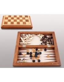 Набор игр из 3х (магнитные)