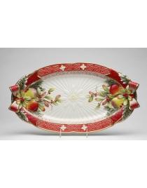 Блюдо овальное 'Викторианская коллекция'