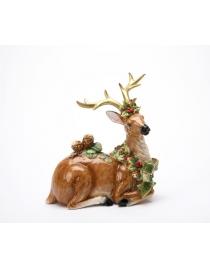 Олень 'Изумрудное Рождество'