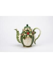 Чайник 'Изумрудное Рождество'