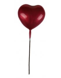 Набор декоративных украшений Сердце 5см