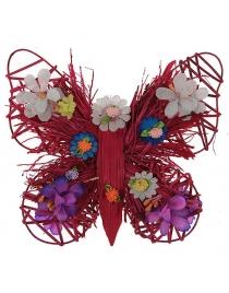 Декоративное украшение Бабочка 18*23см