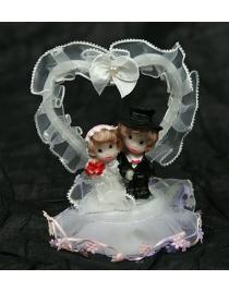 Фигурка декоративная Жених  и невеста