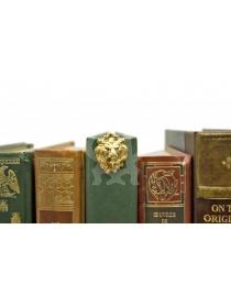 Закладка для книг 'Голова льва'