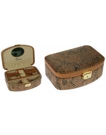 Шкатулка для ювелирных украшений CALVANI 19*14*8см
