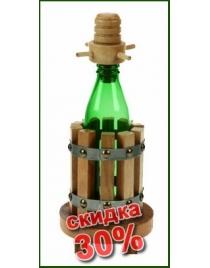 Подарочный набор для крепких напитков 27см