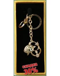 Брелок для сумочки и ключей - знак зодиака Козерог
