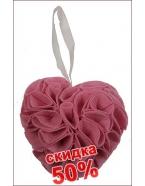 Декоративное украшение Сердце 14*14*7см