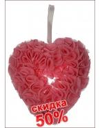 Декоративное украшение Сердце 20*19см