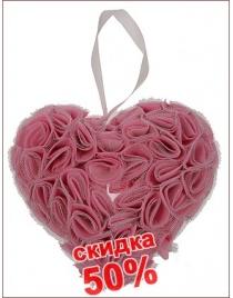Декоративное украшение Сердце 20*22*6см