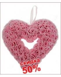 Декоративное украшение Сердце 29*30*7см
