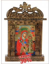 Икона Богородица Присвятая 23*32см
