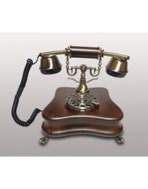 (KIT) Телефон диск. (дерево)