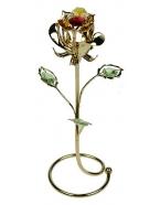 Фигурка декоративная Роза 7*18см