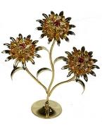 Фигурка декоративная Цветок 23*25см