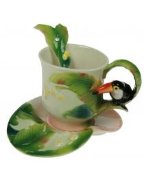 Подарочный чайный набор Тропиканка на 1 персону