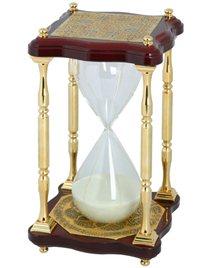 Настольные часы песочные Credan