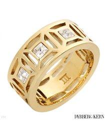 Дамское кольцо размер 9 DYRBERG/KERN