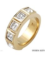 Дамское кольцо размер 6,5 DYRBERG/KERN