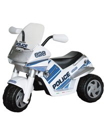 Электромотоцикл Peg Perego ED-0910 Raider Police