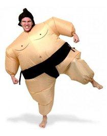 Надувной костюм Борец Сумо