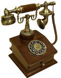 Телефон-ретро 17*17*26см
