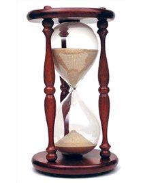 Песочные часы на 1 час KOCH (Германия)