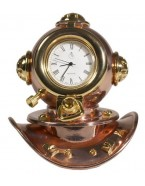Водолазный шлем - часы